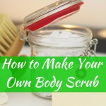 DIY gifts: Body scrubs