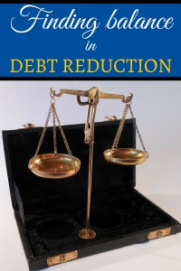 During debt reduction, it's tempting to take frugality to an extreme. But you may need to rethink how you budget.