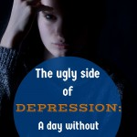 Depression is never pretty, but when you miss your antidepressant dosage, things get pretty ugly.