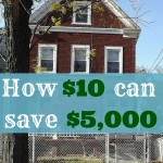 How $10 can save $5,000