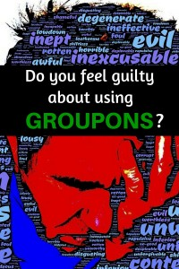 groupon, frugality, frugal, saving money, save