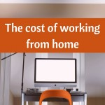 The cost of working from home