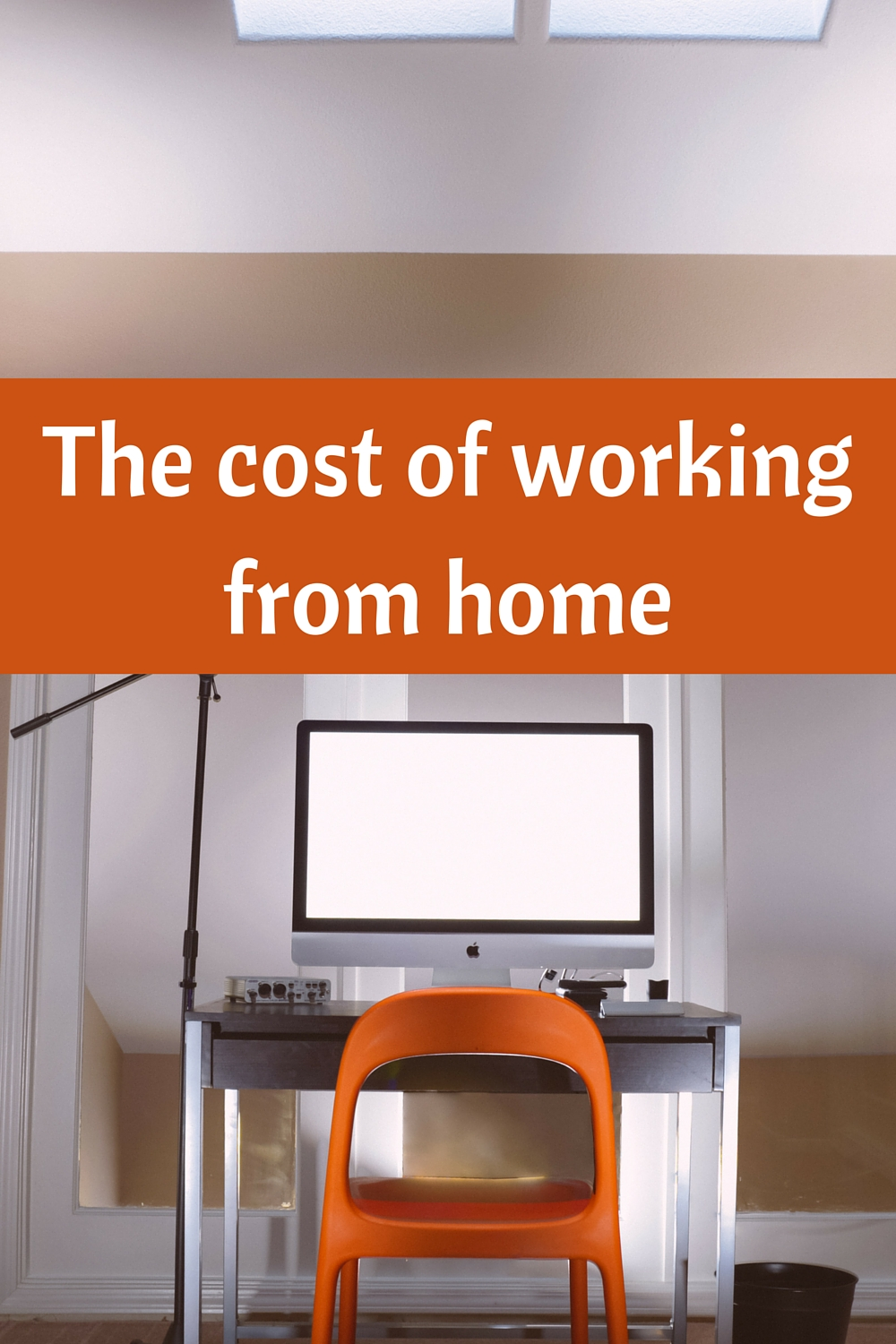 Working from home is frugal -- but there are still ways it costs you.