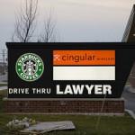 Ladies and gentlemen, we have a lawyer