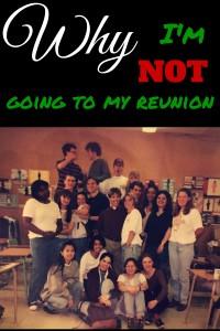 high school reunion, health problems, health conditions, sickness, infertility