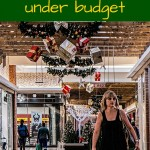 Holiday shopping update: Almost done and under budget