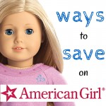 4 ways to save on American Girl