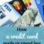 How a credit card made us spend less