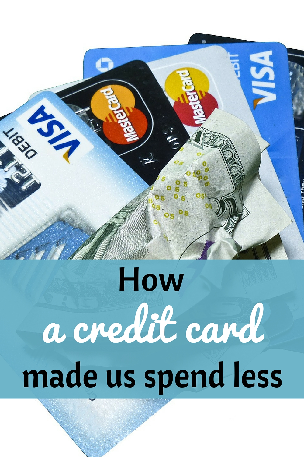 A smart, frugal way to use credit cards and still manage your money carefully!
