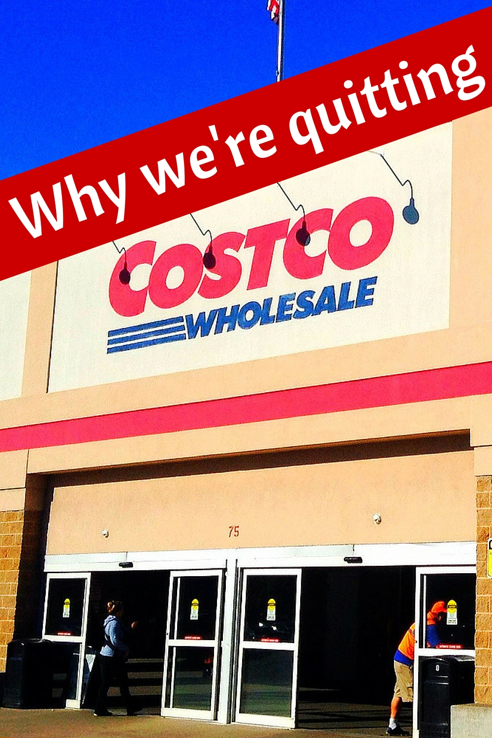 Costco can be a great frugal hack to save money. But here's why it's not worth it for us anymore.