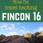 How I'm travel hacking FinCon (and you should too!)