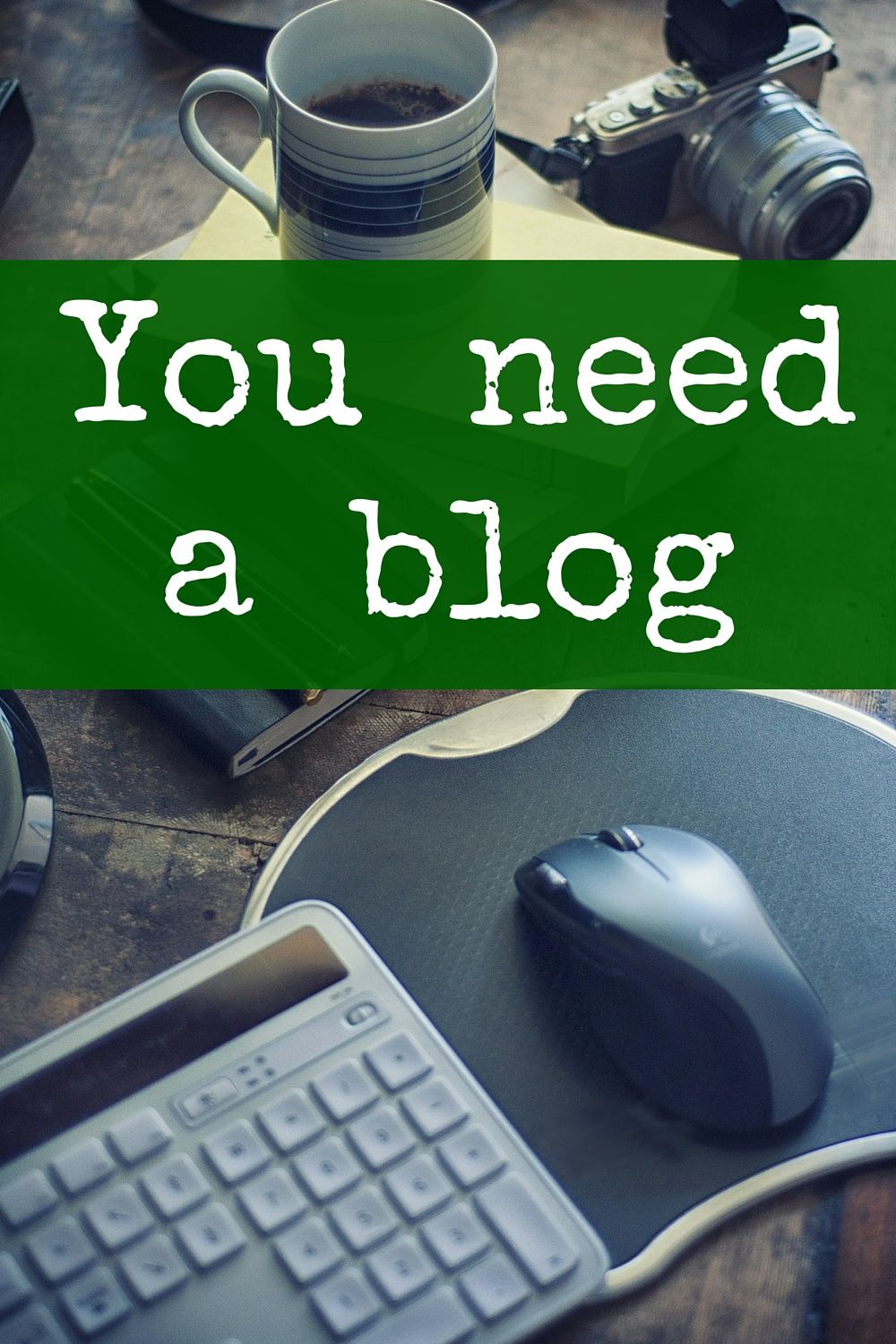 How (and why) to start blogging. Step-by-step instructions to set up hosting and a site!
