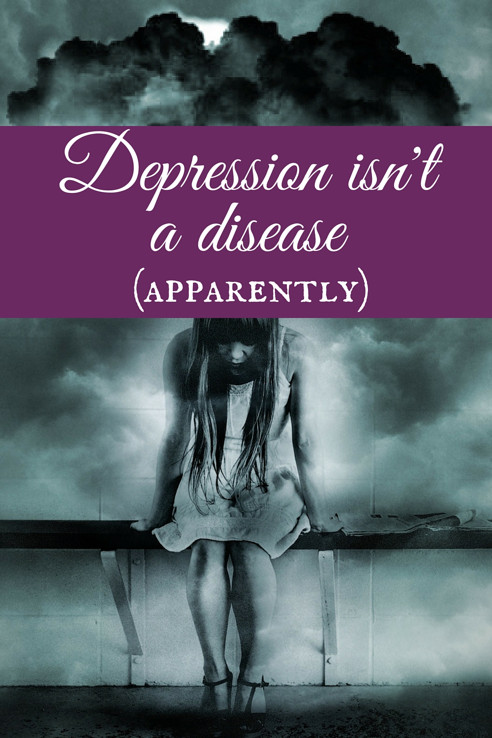 Amazon doesn't seem to think that depression is a disease.