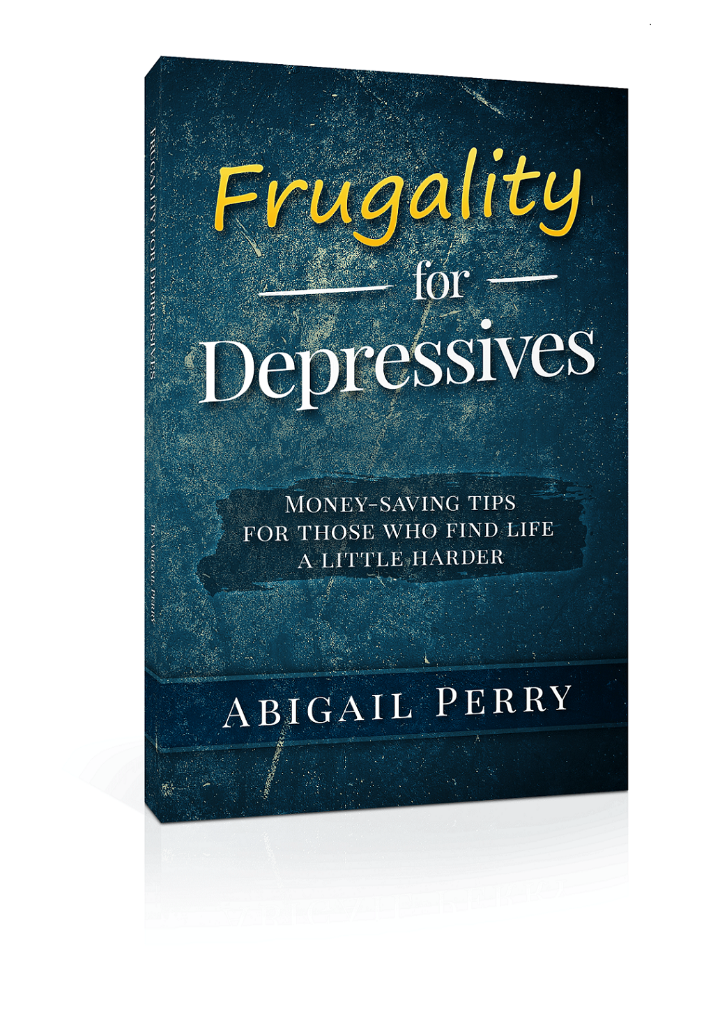 Depression makes things harder, not impossible! This has all sorts of new approaches to classic frugal advice!