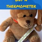 Make money on a free thermometer (& no baby this month)