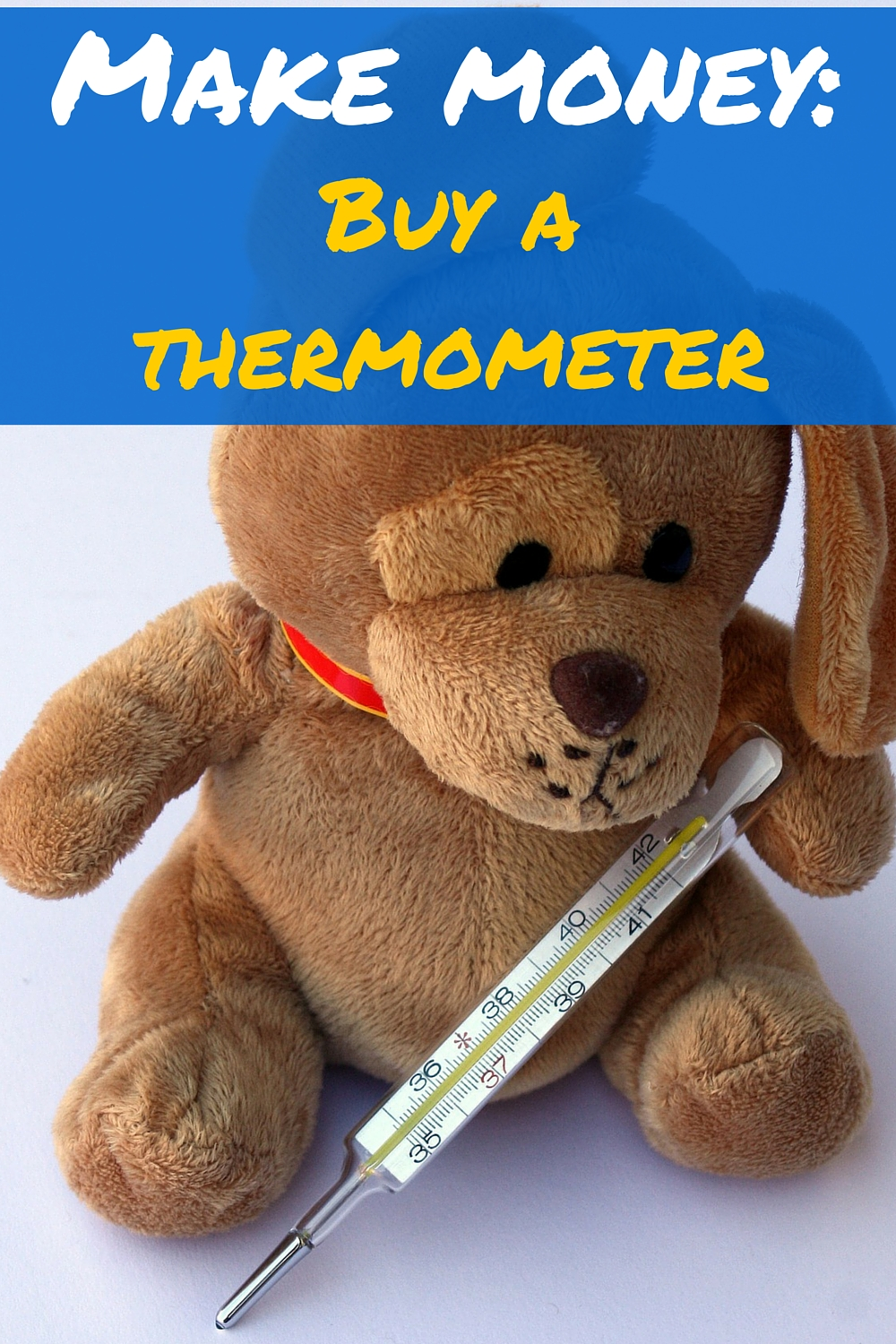 This is awesome! Make money AND get a free smart thermometer!