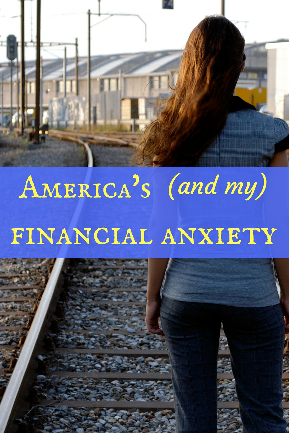 FInancial anxiety reigns supreme in this country!