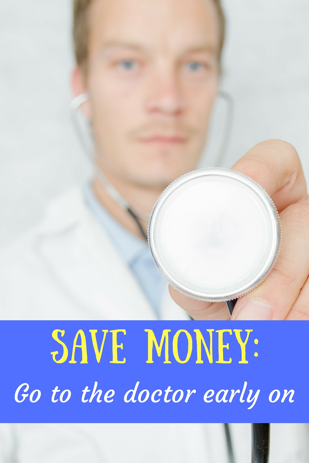 Frugality is all about planning ahead. That includes medical stuff!