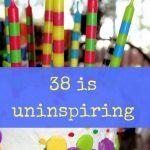 38 is uninspiring