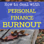 How to get over PF burnout