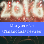 2016: The year in (financial) review