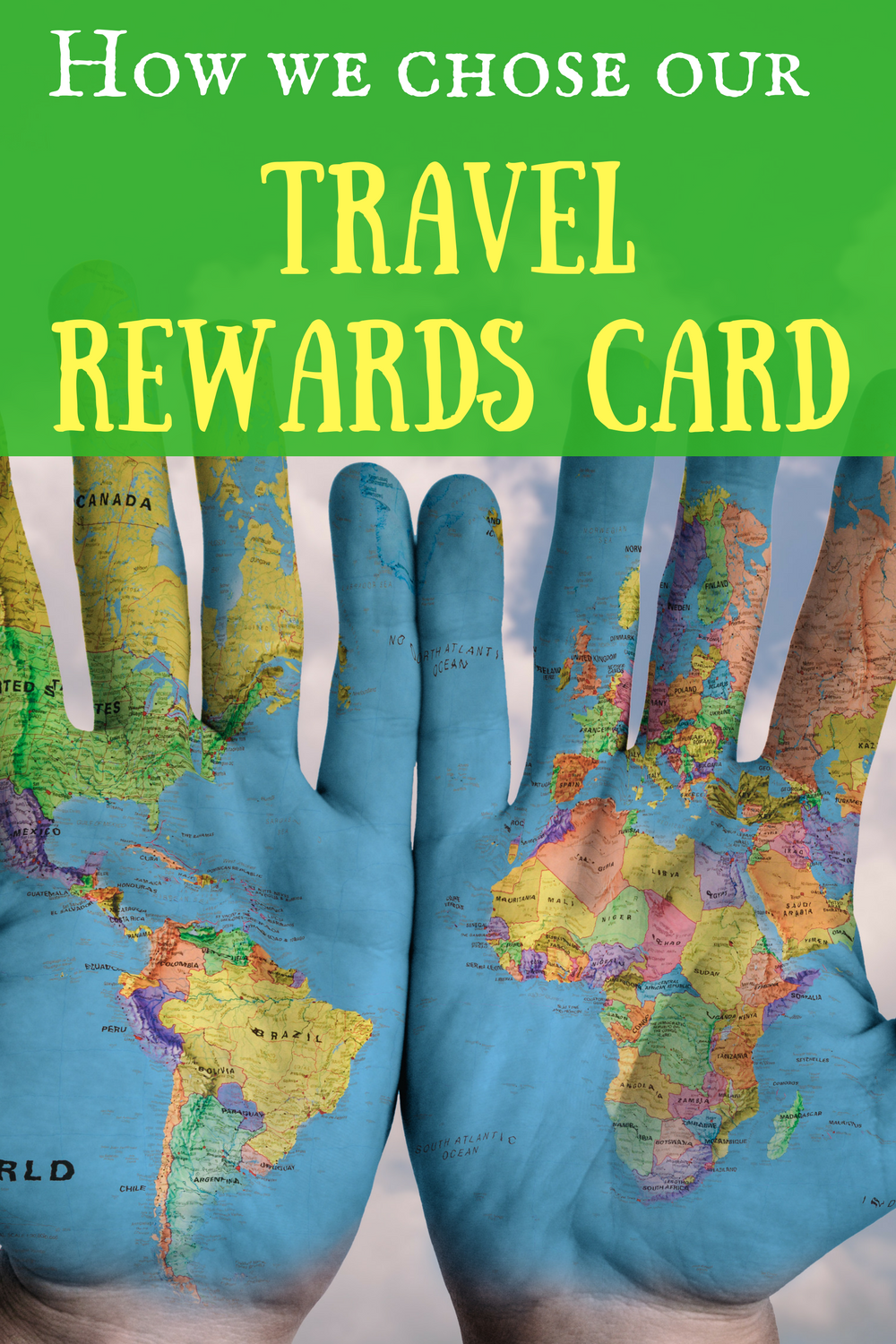 Want to travel frugally? Choose a good rewards card!