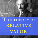 The theory of relative value