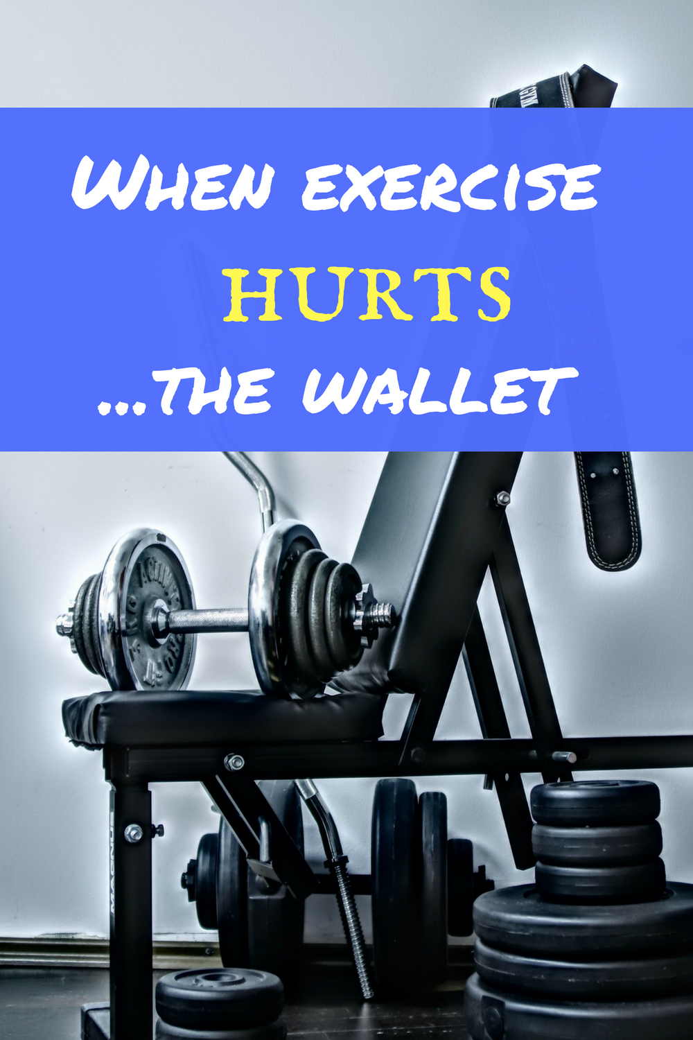 Can't exercise for free anymore!