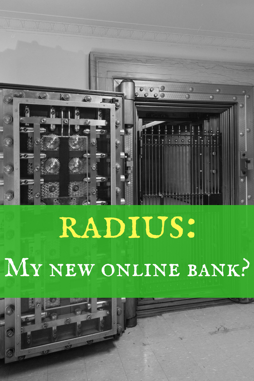 Radius bank is pretty intriguing!
