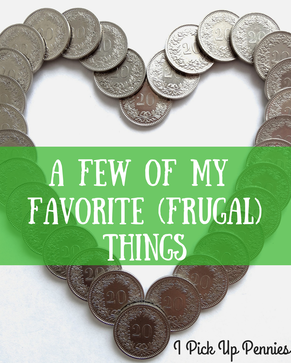 Great list of frugal things to save $