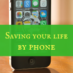Saving your life by phone
