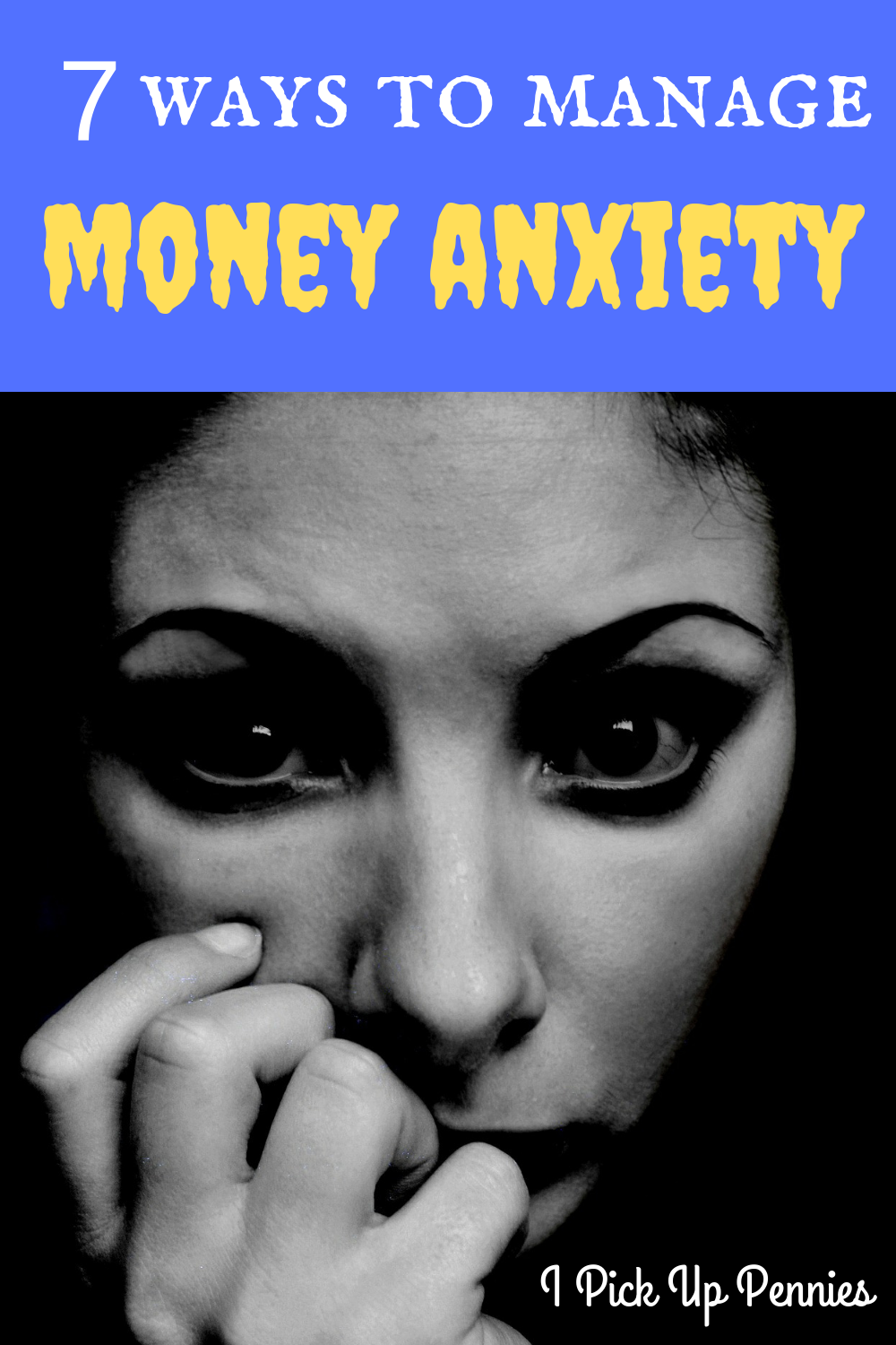 Great ways to cope with #money anxiety!