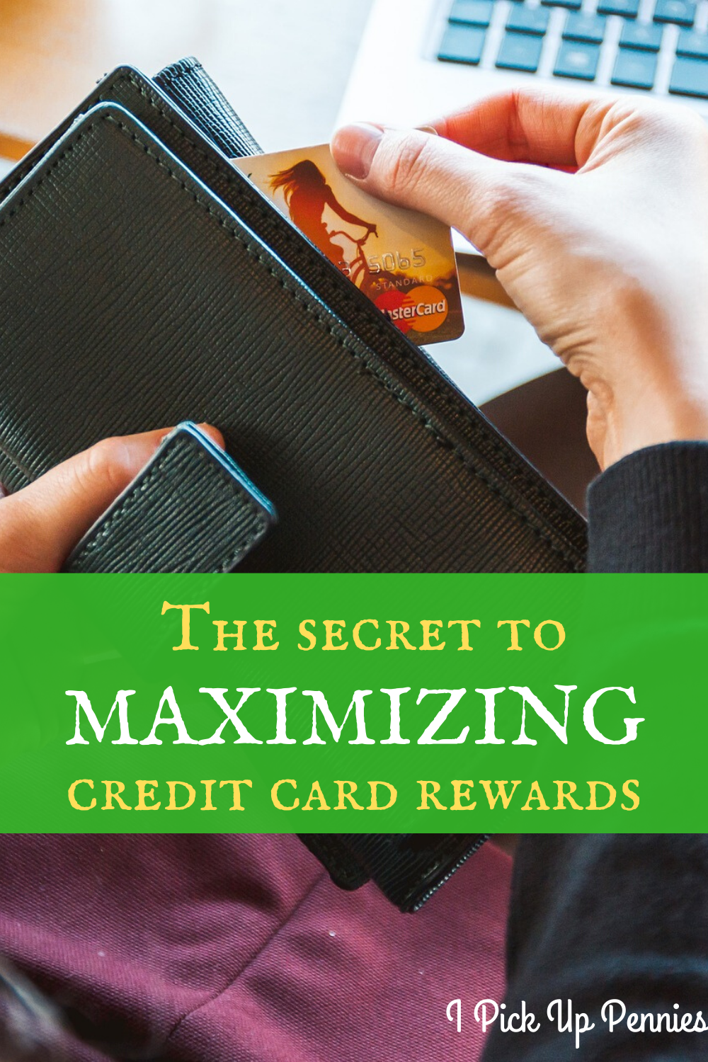 Great idea for getting the most out of your credit card rewards!