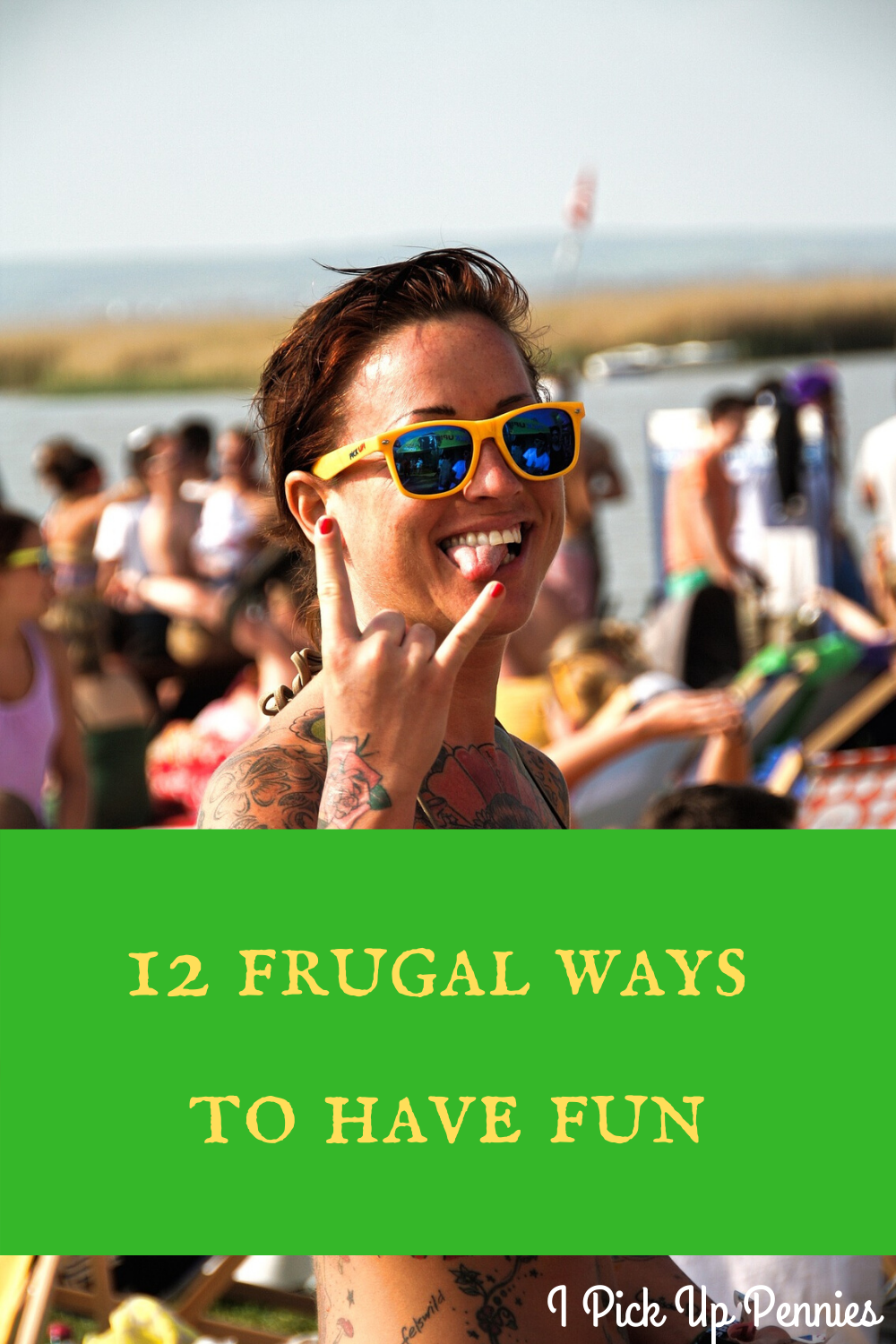12 ways to have #frugal fun