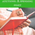 Of happy hours, tile places and yet more auctions: A spending diary